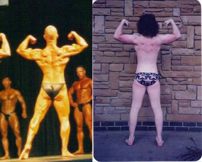 Body Transformation personal training edinburgh